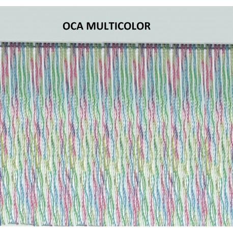 Cortina de tubo modelo Oca
